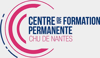 Logo du Centre de Formation Permanente du CHU de Nantes